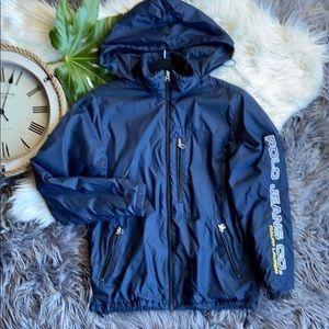 Ralph Lauren Navy Blue Outerwear Jacket Medium